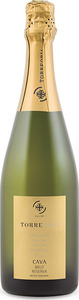 Torre Oria Brut Reserva Cava, Traditional Method, Do, Spain Bottle