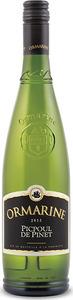 Ormarine Picpoul De Pinet 2013, Ac Coteaux Du Languedoc Bottle