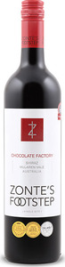 Zonte's Footstep Chocolate Factory Shiraz 2012, Mclaren Vale, South Australia Bottle