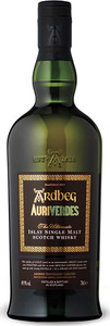 Ardbeg Auriverdes Islay Single Malt Bottle