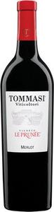 Tommasi Vigneto Le Prunée Merlot 2012, Igt Delle Venezie Bottle
