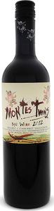 Montes Twins Malbec Cabernet Sauvignon 2012 Bottle