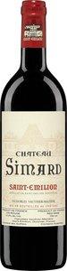 Château Simard 2001 Bottle