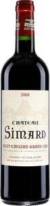 Château Simard 2008 Bottle