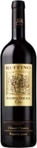 Ruffino Ducale Oro Chianti Classico Riserva 2006, Docg Bottle