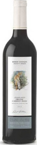 Summerhill Robert Bateman Artist's Series Grasslands Organic Cabernet Franc 2010, BC VQA Okanagan Valley Bottle