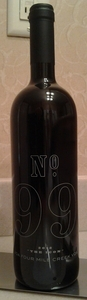"Wayne Gretzky No.99 Estate ""The Icon"" 2012, VQA Four Mile Creek Bottle"
