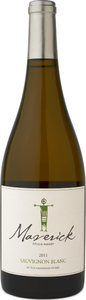 Maverick Sauvignon Blanc 2013, Okanagan Valley Bottle