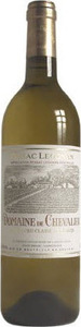 Domaine De Chevalier Blanc 2011, Ac Pessac Léognan Bottle