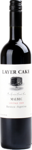 Layer Cake Malbec 2012, Mendoza Bottle