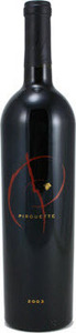 Pirouette Red Blend 2011, Columbia Valley Bottle