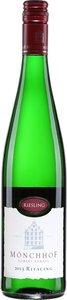 Mönchhof Mosel Qualitätswein Riesling 2013 Bottle