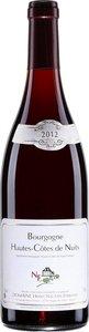 Domaine Henri Naudin Ferrand Bourgogne Hautes Côtes De Nuits 2012 Bottle
