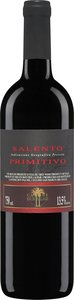 Cantine Due Palme Primitivo 2013, Igp Salento Bottle