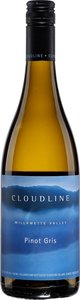 Cloudline Pinot Gris 2012 Bottle