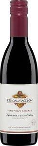 Kendall Jackson Vintner's Reserve Cabernet Sauvignon 2012, Sonoma County (375ml) Bottle