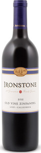 Ironstone Old Vine Zinfandel 2012, Lodi Bottle