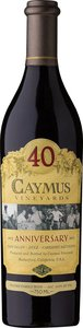 Caymus 40th Anniversary Cabernet Sauvignon 2012, Napa Valley Bottle