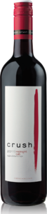 Crush Midnight Cab 2012, VQA Ontario Bottle