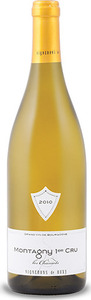 Vignerons De Buxy Les Chaniots Montagny 1er Cru 2010, Ac Bottle