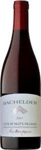 Bachelder Nuits St Georges La Petite Charmotte 2012 Bottle