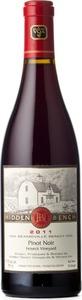 Hidden Bench Felseck Vineyard Pinot Noir 2011, VQA Beamsville Bench, Niagara Peninsula Bottle
