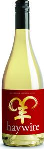 Haywire Lunar New Year White 2013, Okanagan Valley Bottle