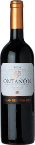 Ontañón Gran Reserva 2005, Doca Rioja Bottle