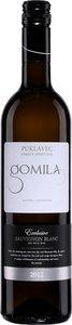 Gomila Puklavec Family Heritage Sauvignon Blanc 2011 Bottle