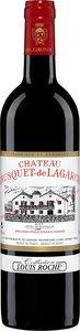 Château Crusquet De Lagarcie Premières Côtes De Blaye 2010 Bottle