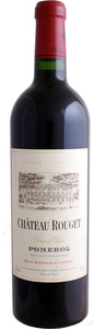 Château Rouget 2007 Bottle