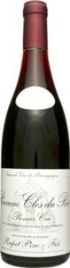 Rapet Père Et Fils Beaune Premier Cru Clos Du Roi 2010 Bottle