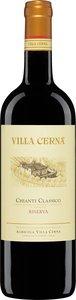 Villa Cerna Chianti Classico Riserva 2010, Docg Bottle