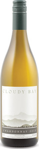 Cloudy Bay Chardonnay 2012, Marlborough, South Island Bottle