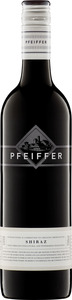 Pfeiffer Shiraz 2012 Bottle