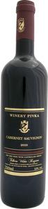 Pivka Cabernet Sauvignon 2012, Tikoes Bottle