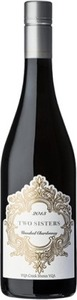 Two Sisters Unoaked Chardonnay 2013, VQA Creek Shores Bottle
