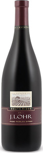 J. Lohr South Ridge Syrah 2012, Paso Robles Bottle