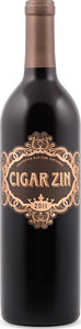 Cigarzin Zinfandel 2012, California Bottle