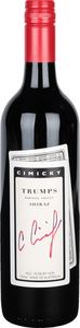 Cimicky Trumps Shiraz 2012, South Australia Bottle