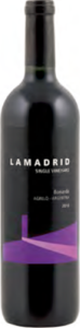La Madrid Single Vineyard Bonarda 2011, Agrelo, Luján De Cuyo, Mendoza Bottle