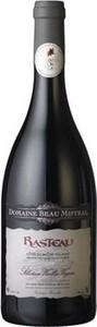 Domaine Beau Mistral Vieilles Vignes Rasteau Côtes Du Rhône Villages 2012, Ac Bottle