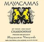 Mayacamas Vineyards Chardonnay 2010, Mt. Veeder, Napa Valley Bottle
