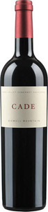 Cade Estate Howell Mountain Cabernet Sauvignon 2011, Napa Valley Bottle