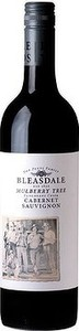 Bleasdale Mulberry Tree Cabernet Sauvignon 2012, Langhorne Creek Bottle