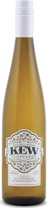 Kew Vineyards Old Vine Riesling 2012, VQA Beamsville Bench Bottle