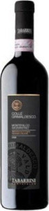Tabarrini Colle Grimaldesco Montefalco Sagrantino 2009, Docg Bottle