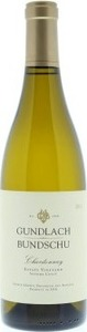 Gundlach Bundschu Estate Vineyard Chardonnay 2012, Sonoma Coast Bottle