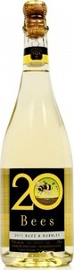 20 Bees Buzz & Bubbles 2011, VQA Ontario Bottle