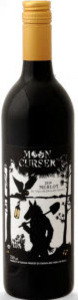 Moon Curser Merlot 2010, VQA Okanagan Valley Bottle